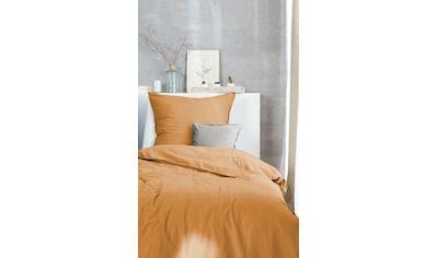 Primera Bettwäsche »Stone washed«, mit feinem Knitterlook kaufen
