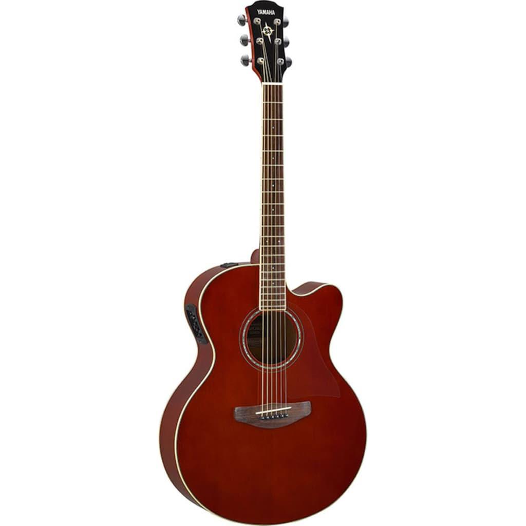Yamaha Akustikgitarre »E-Akustikgitarre CPX600RTB, Root Beer«