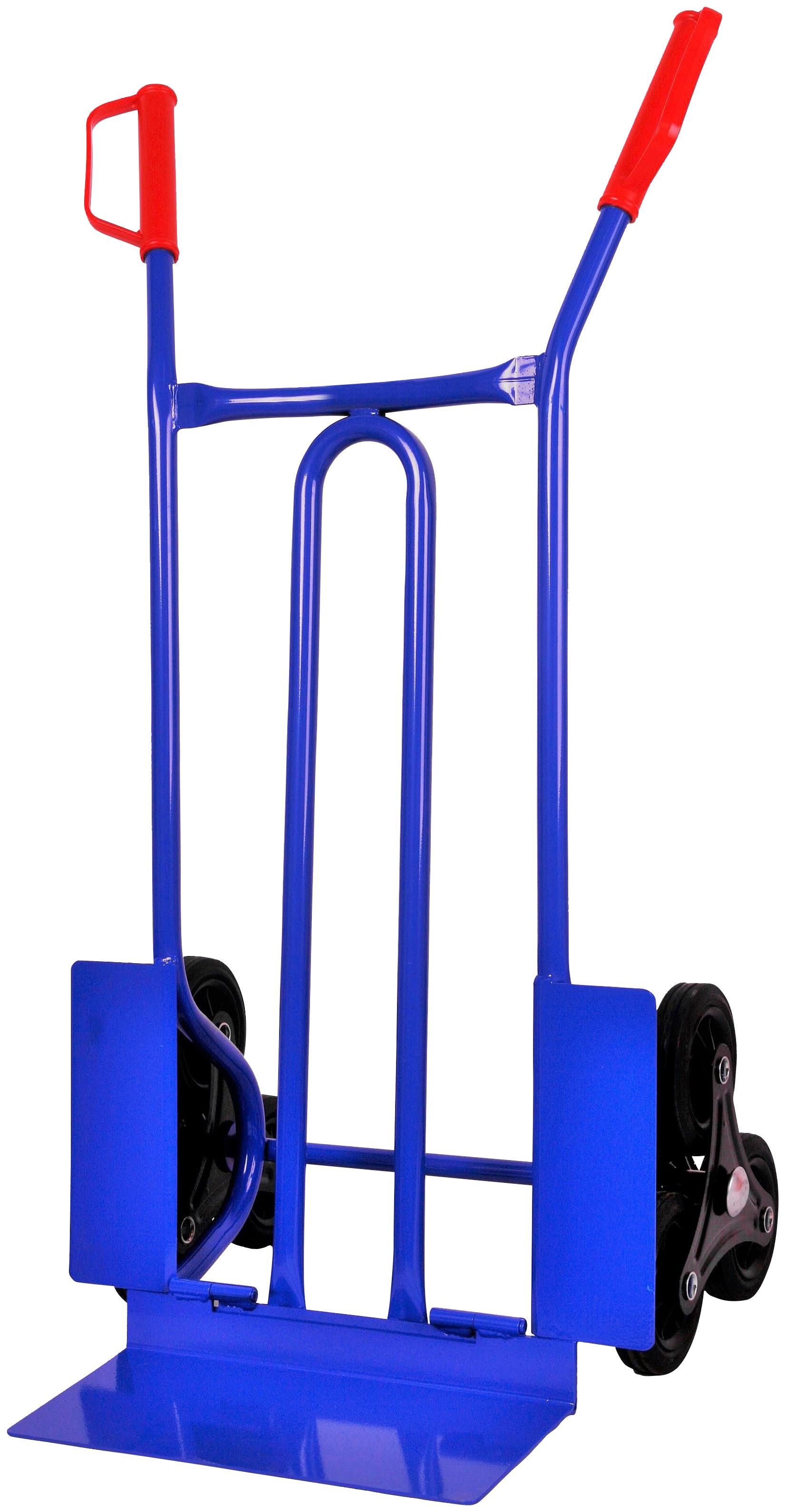 SZ METALL Sackkarre blau Sackkarren Transport Werkzeug Maschinen