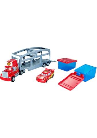 """Mattel® Spielzeug - Auto """"Disney Pixar Cars Macks Farbwechsel Station"""" kaufen"""