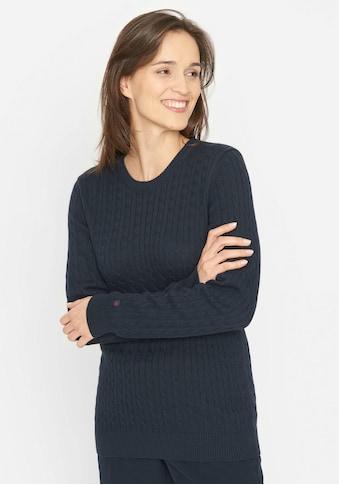 REDGREEN Strickpullover »Simone«, Allover gemustern kaufen