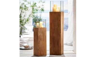 Kerzenhalter »Woody« (1 Stück) kaufen