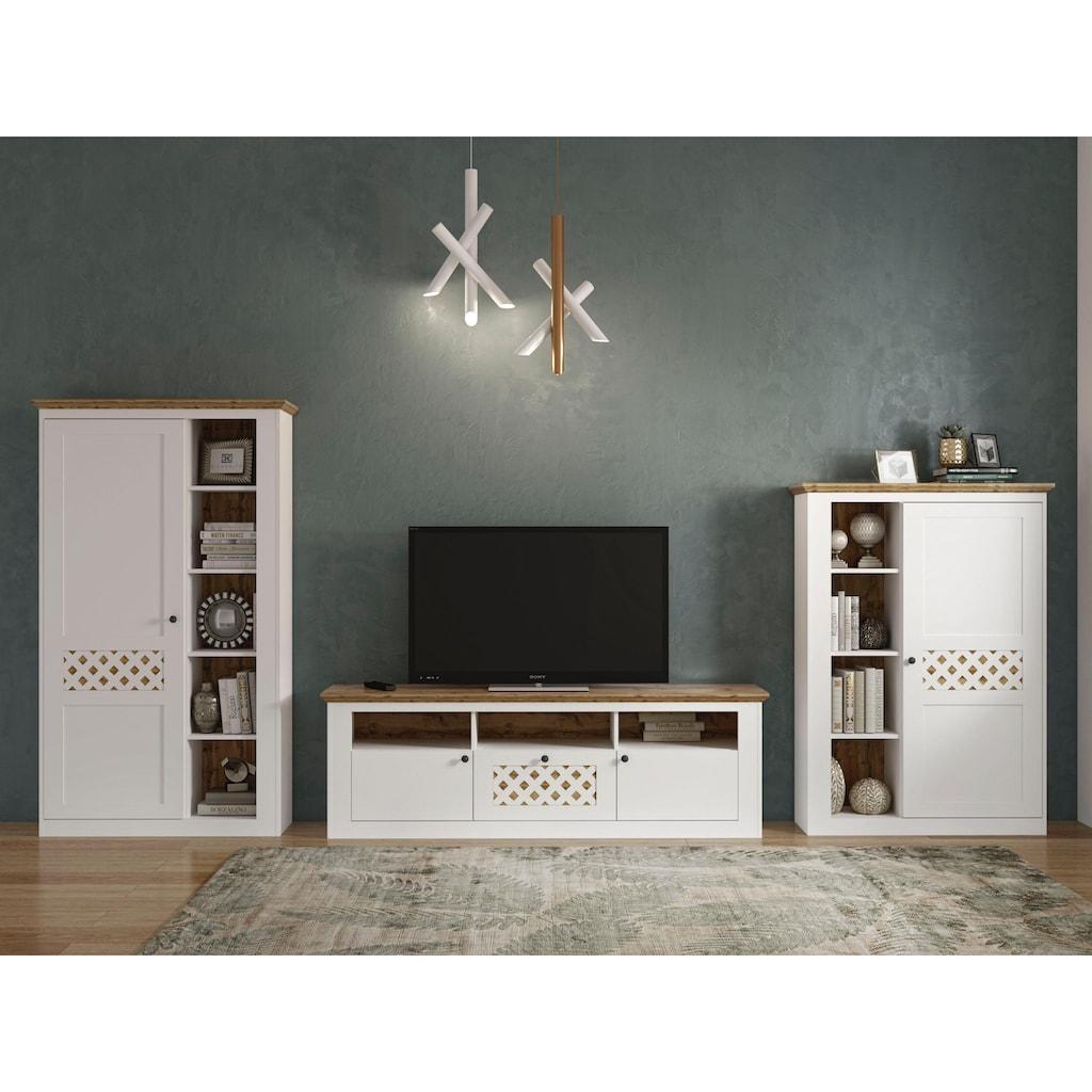 Home affaire Highboard »Justine«, Breite 104 cm (1-türig)