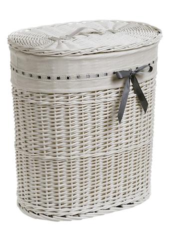 Wäschekorb mit Textileinsatz kaufen