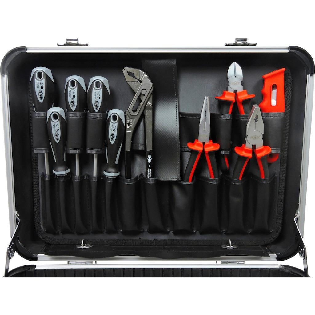 FAMEX Werkzeugset »729-94«, (Set, 48 St.), im Werkzeugkoffer