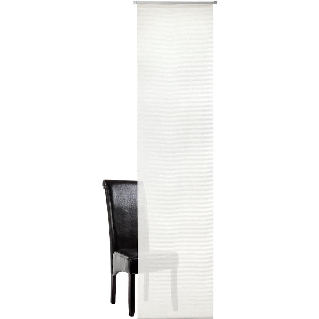 Neutex for you! Vorhang »Torben«, HxB: 245x60, Schiebevorhang mit Alupaneelwagen