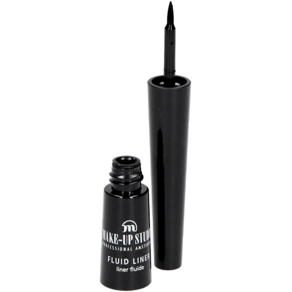MAKE-UP STUDIO AMSTERDAM Eyeliner »Fluid Liner Eyeliner«