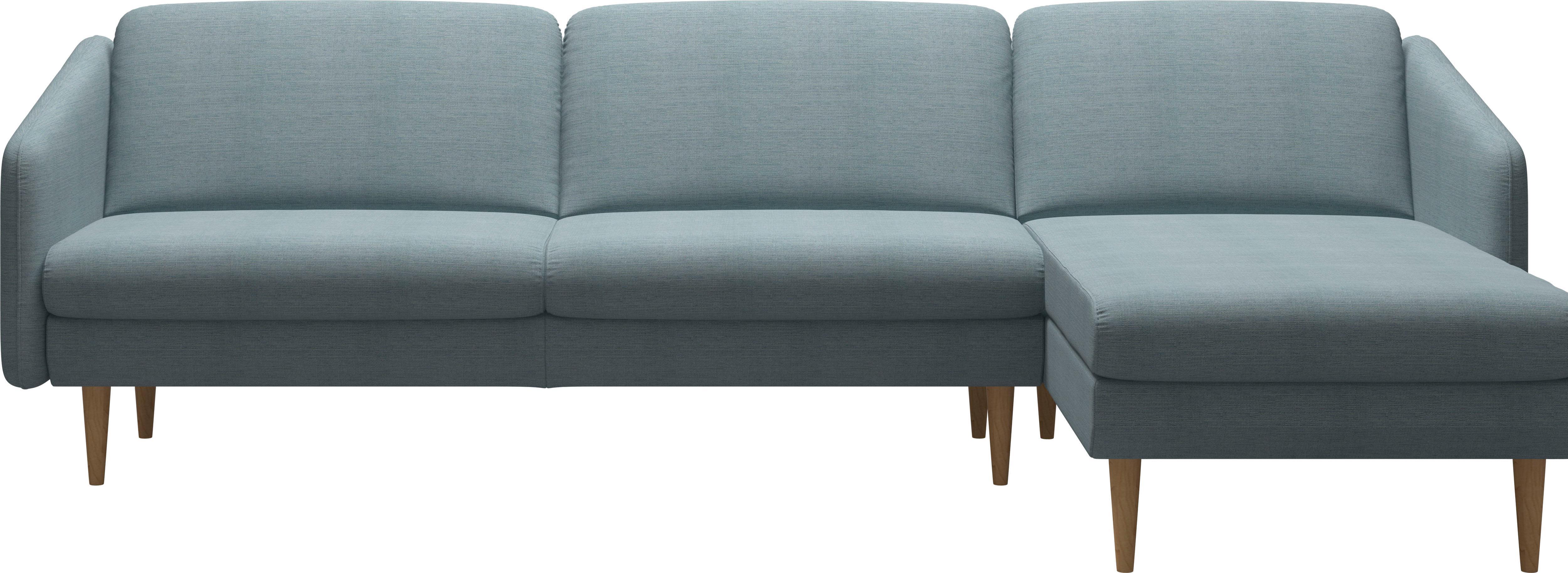 Stressless® 3-Sitzer Duo mit Longseat »Eve« mit geraden Holzüßen in 3 Ausführungen   Wohnzimmer > Sofas & Couches > 2 & 3 Sitzer Sofas   Leder - Stoff - Polyester   STRESSLESS
