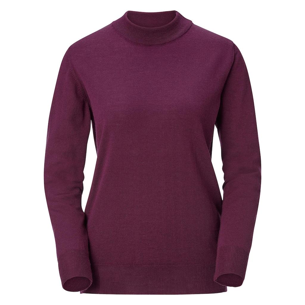 Casual Looks Stehkragenpullover »Stehkragen-Pullover«