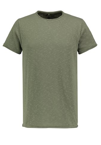 SUBLEVEL Rundhalsshirt, aus leichtem Strick kaufen