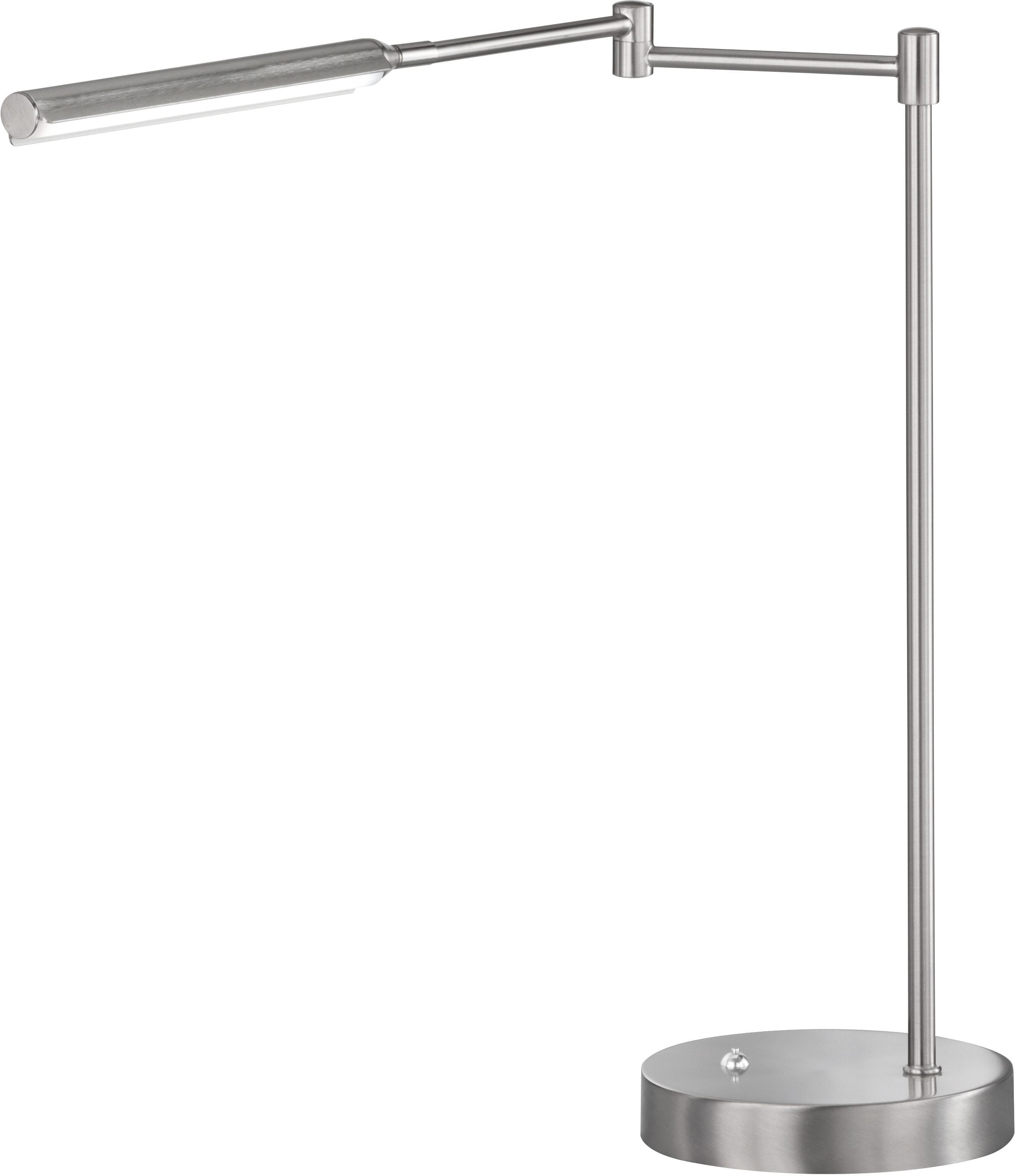 FISCHER & HONSEL LED Tischleuchte Nami, LED-Board, 1 St., Farbwechsler