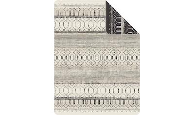 IBENA Wohndecke »Jacquard Decke Madiun«, mit Ethnomuster kaufen