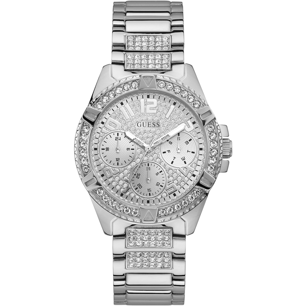 Guess Multifunktionsuhr »LADY FRONTIER, W1156L1«