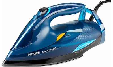 Philips Dampfbügeleisen »GC4937/20 Azur Advanced«, 3000 W, (240g Dampfstoß,... kaufen
