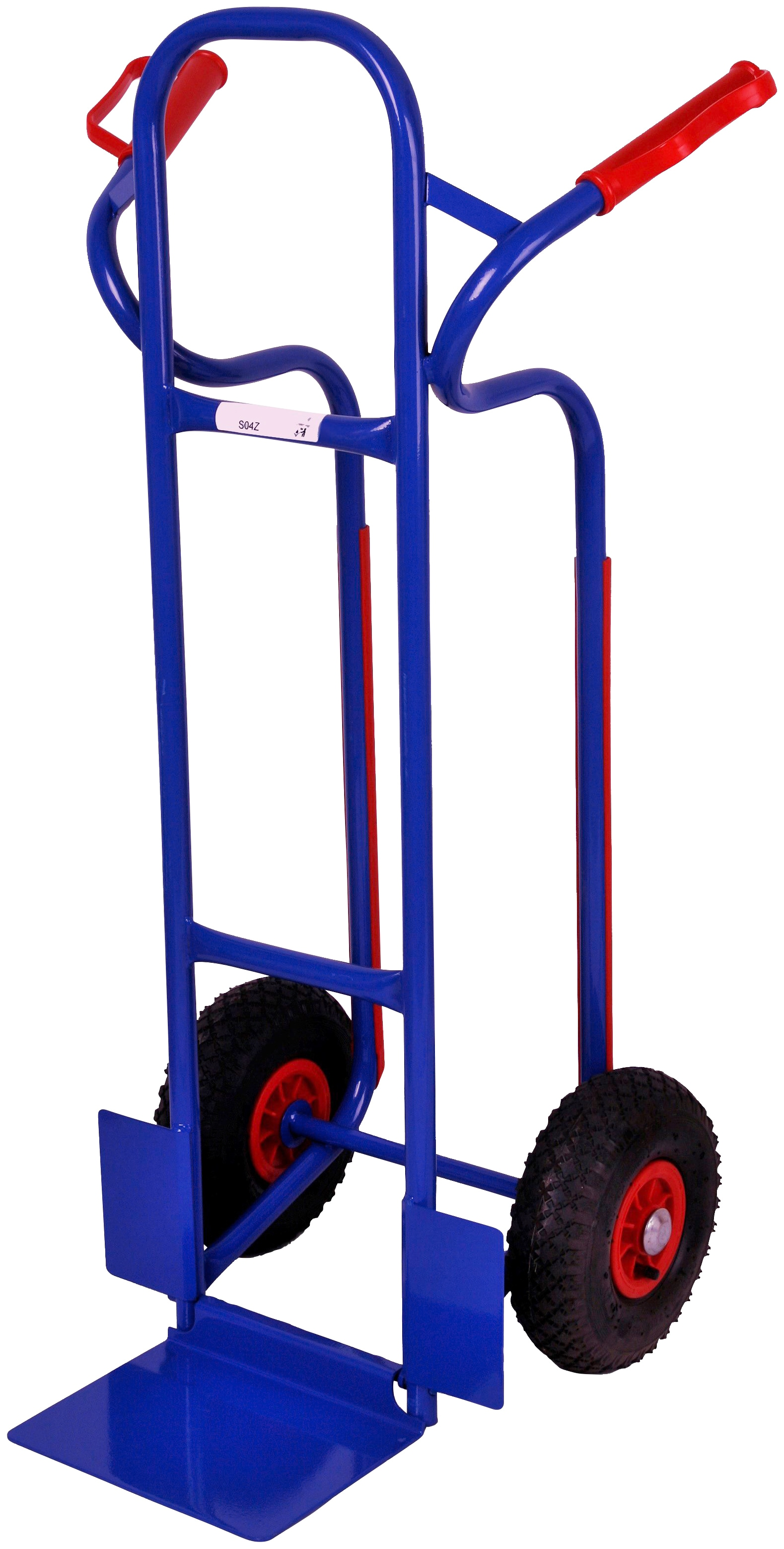 SZ METALL Sackkarre, 250 kg blau Sackkarren Transport Werkzeug Maschinen Sackkarre