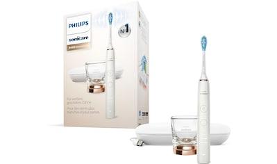 Philips Sonicare Elektrische Zahnbürste »HX9911«, 1 St. Aufsteckbürsten, DiamondClean... kaufen