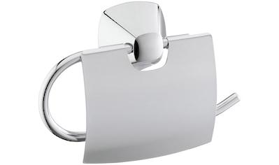KEUCO Toilettenpapierhalter »City 2«, verchromt kaufen