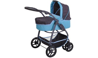 "Knorrtoys® Puppenwagen ""Coco  -  tec blue"" kaufen"
