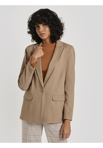 TOM TAILOR mine to five Kurzblazer »Melierter Girlfriend Blazer« kaufen