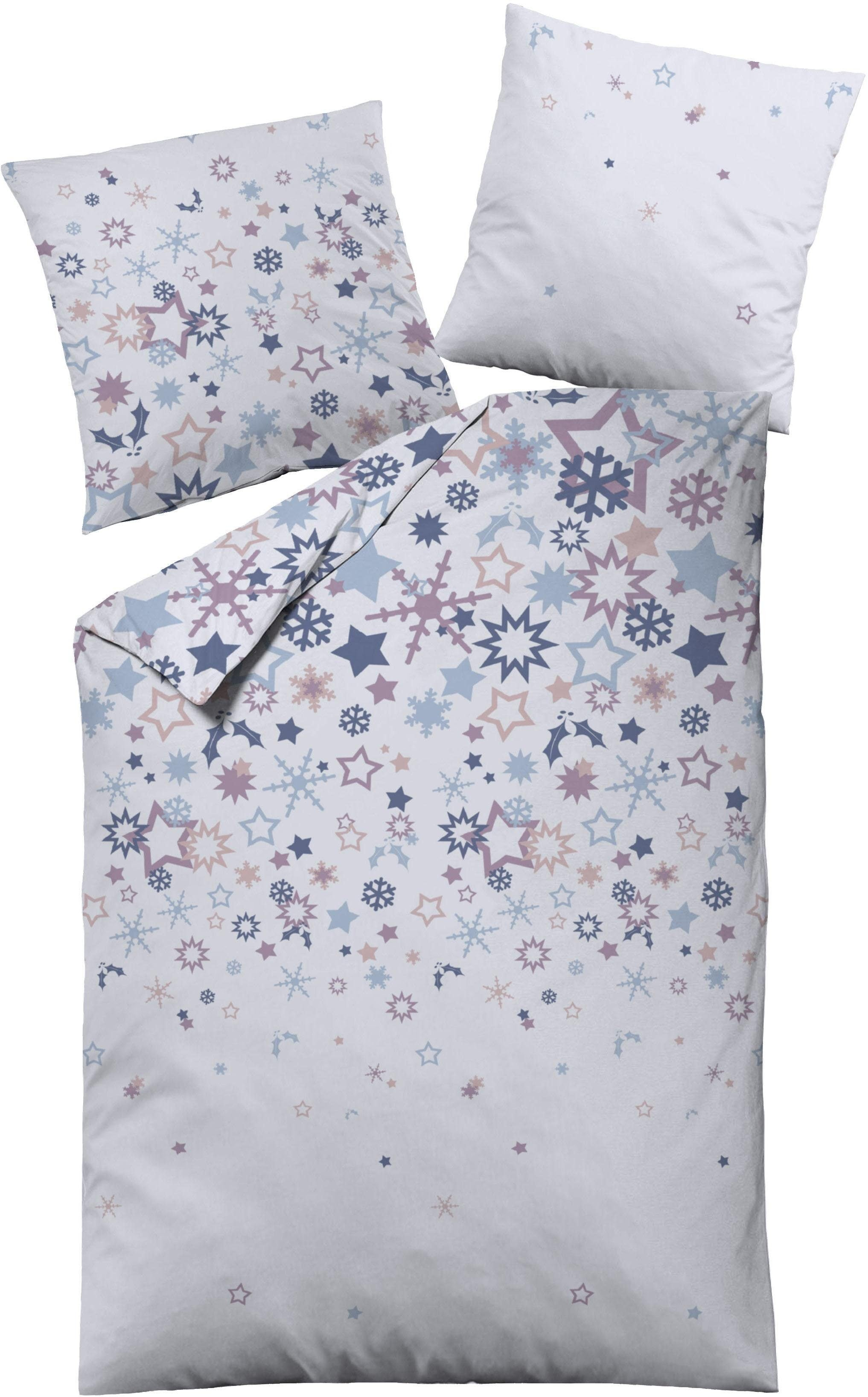 Bettwäsche Sterne Dormisette