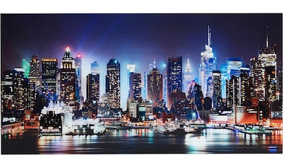 Places of Style Glasbild »New York City-Times Square« kaufen