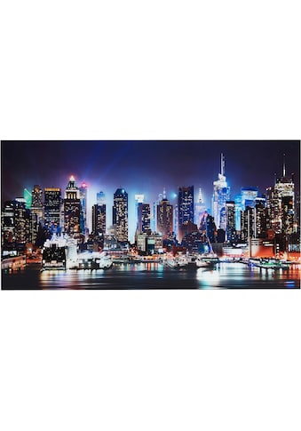 Places of Style Glasbild »New York City - Times Square« kaufen