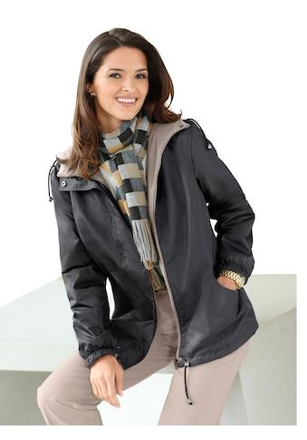 Classic Basics Jacke mit praktischer Kapuze kaufen