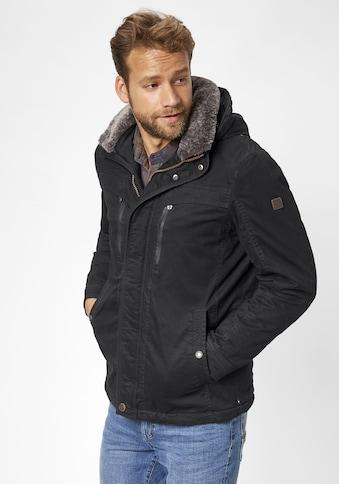Redpoint Winterjacke »Winsten«, Baumwoll Betweenjacket mit Stretch kaufen