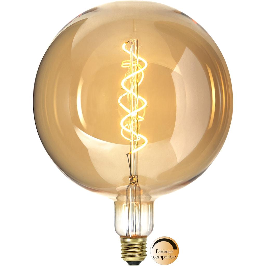 Home affaire LED-Filament »Industrial Vintage«, E27, dimmbar, Maße: 20x26,2 cm