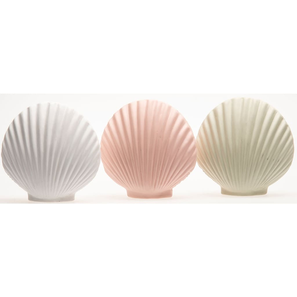 VALENTINO Wohnideen Dekoobjekt »Muschel Callista«, aus Keramik