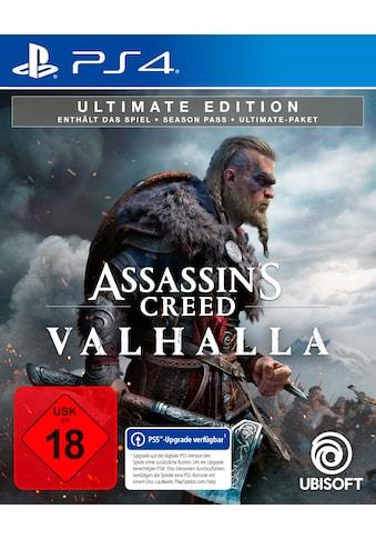 UBISOFT Spiel »Assassin's Creed Valhalla - Ultimate Edition«, PlayStation 4 kaufen