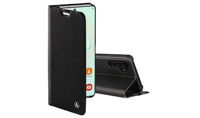 Hama Smartphone Booklet Handyhülle für Samsung Galaxy Note 10 »Tasche Schutzhülle, Schwarz« kaufen