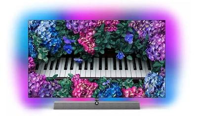 "Philips OLED-Fernseher »65OLED935/12«, 164 cm/65 "", 4K Ultra HD, Smart-TV kaufen"
