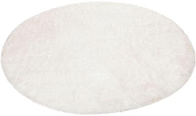 Wecon home Hochflor-Teppich »Shiny Touch«, rund, 70 mm Höhe, Wohnzimmer kaufen