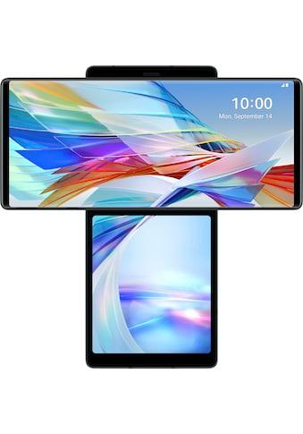 LG WING Smartphone (17,27 cm / 6,8 Zoll, 128 GB, 64 MP Kamera) kaufen
