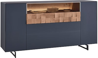 LEONARDO Sideboard »LIV«, Massivholzkacheln enthalten, Breite 192 cm, wahlweise mit... kaufen
