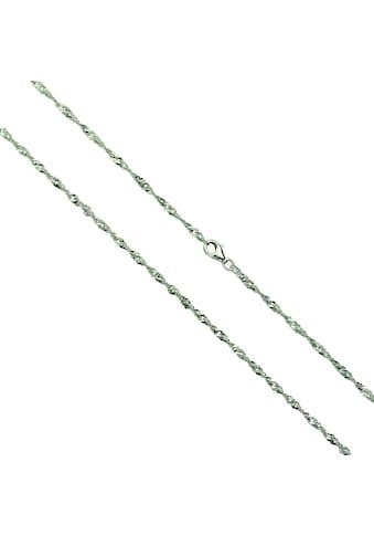 Vivance Collier »925/ -  Sterling Silber rhod. Singapur« kaufen