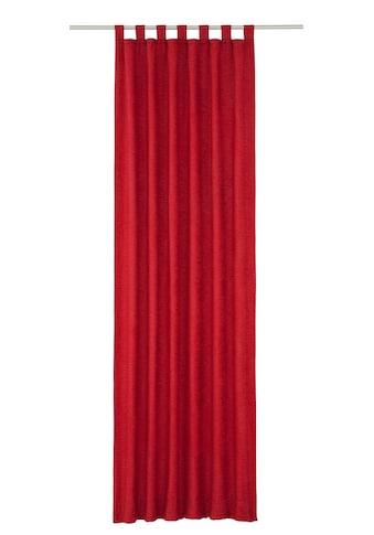 Vorhang, »Toco - Uni«, Wirth, Schlaufen 1 Stück kaufen