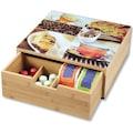 KESPER for kitchen & home Aufbewahrungsbox, 8 Fächer
