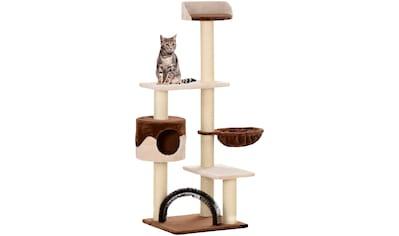 SILVIO DESIGN Kratzbaum »Minka«, BxTxH: 50x60x138 cm kaufen