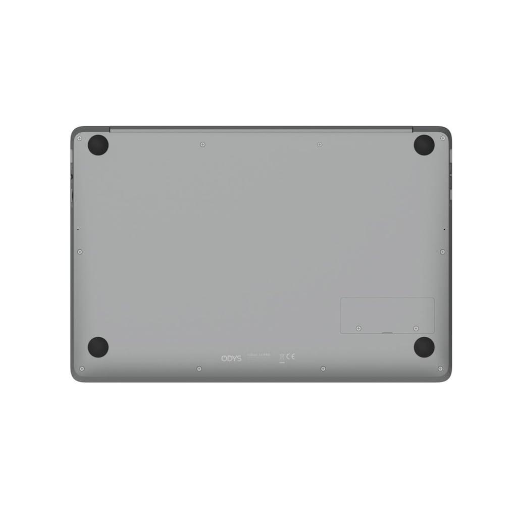 Odys Notebook, mybook, Full HD, Mini HDMI, Arbeit, Wi-Fi, Windows 10