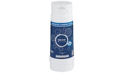 GROHE Aktivkohlefilter »Blue«, mit Austauschfilter kaufen