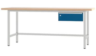PADOR Werkbank »31 - WT - 001/20 R«, Höhe: 85,5 cm kaufen