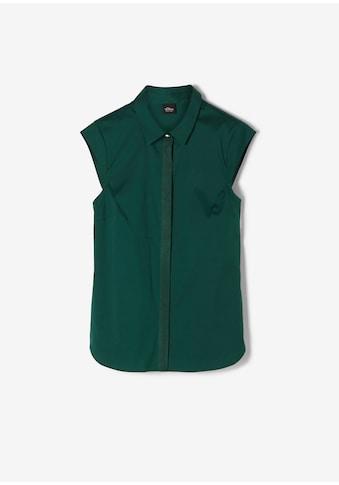s.Oliver BLACK LABEL Hemdbluse kaufen