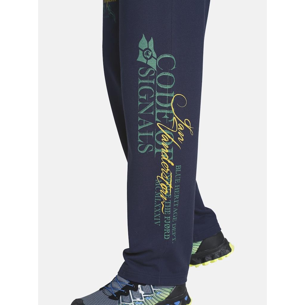 Jan Vanderstorm Jogginghose »JONN«, aus reiner Baumwolle