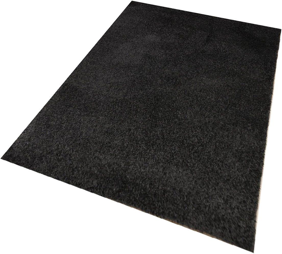 Teppich Euphoria Living Line rechteckig Höhe 19 mm maschinell getuftet | Heimtextilien > Teppiche > Sonstige-Teppiche | Grau | Living Line