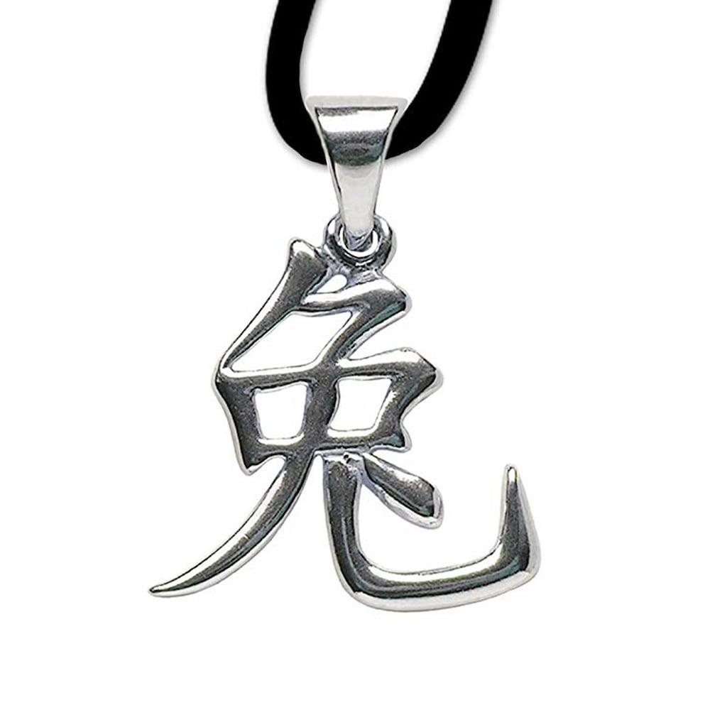 Adelia´s Amulett »Chinesische Sternzeichen Talisman«, Hase - Bezeichnung: Tu, Prinzip: Yin, Element: Holz