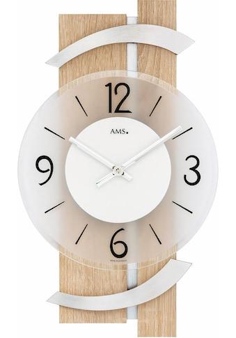 AMS Wanduhr »W9546« kaufen