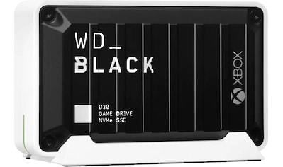 WD_Black externe HDD-Festplatte »D30 Game Drive SSD for Xbox« kaufen