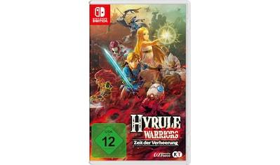 Nintendo Switch Spiel »Hyrule Warriors: Zeit der Verheerung«, Nintendo Switch kaufen